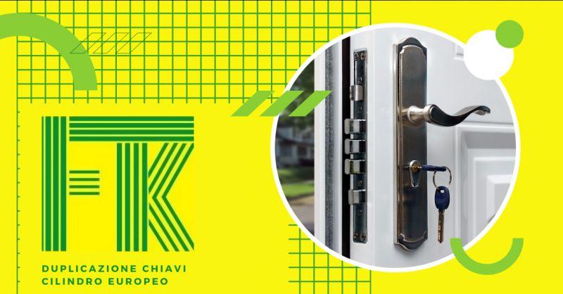 FERRAMENTA KENNEDY - Offerta ferramenta duplicato chiavi con cilindro europeo Montelibretti