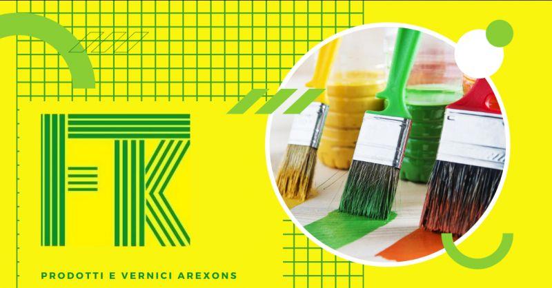 Offerta vendita vernice Arexons Fara in Sabina - occasione vendita prodotti Arexons Marcellina