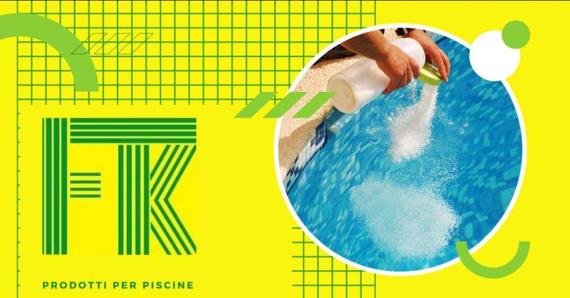 Offerta vendita prodotti per piscina Filacciano - occasione negozio prodotti per piscina Riano