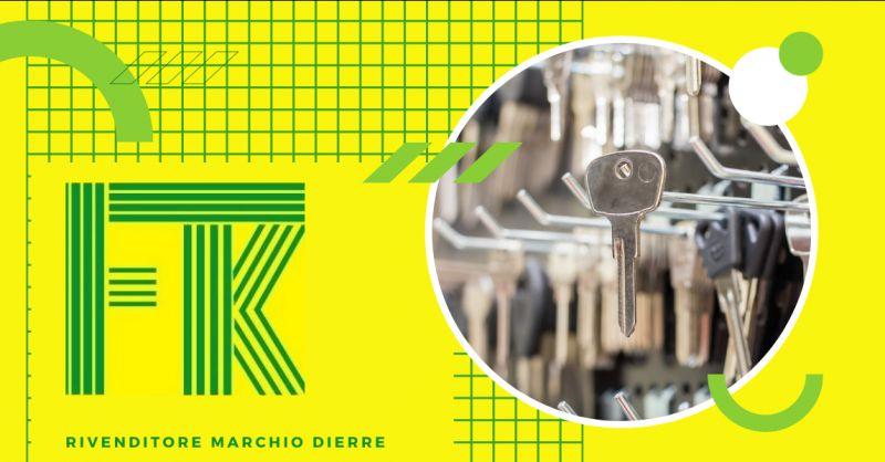 Offerta servizio copia chiavi cilindro europeo Capena - occasione negozio chiavi Dierre Roma