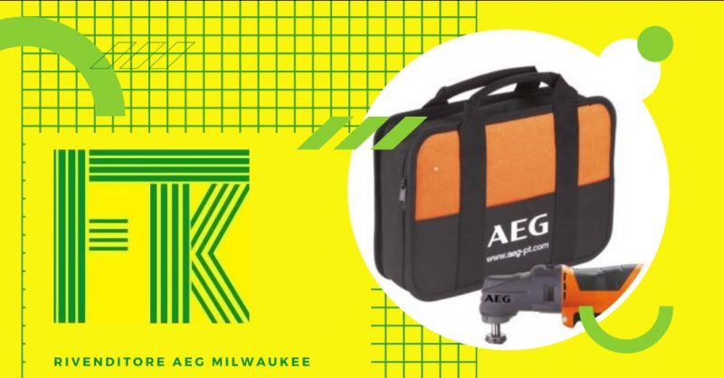 Offerta vendita prodotti Aeg Milwaukee Passo Corese - occasione rivenditore Milwaukee Tivoli