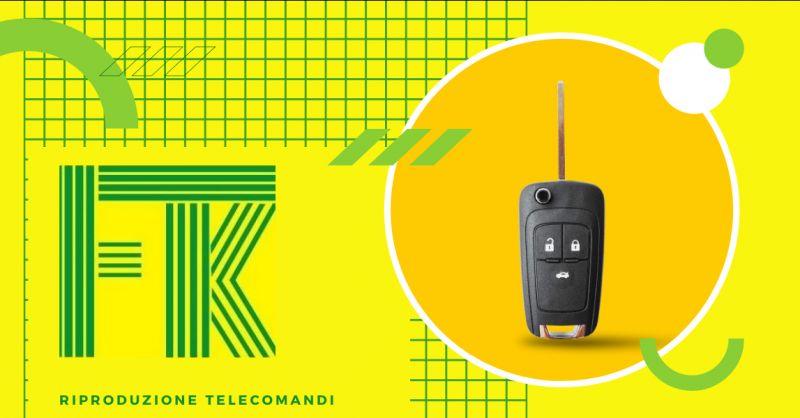FERRAMENTA KENNEDY - Offerta servizio riproduzione telecomandi Mentana