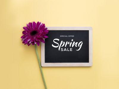 offerta vendita articoli per la casa saldi di primavera promozione accessori pulizia casa
