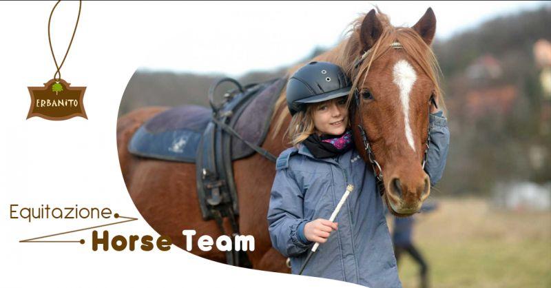 Offerta servizio equitazione per ragazzi salerno - Promozione equitazione per adulti salerno