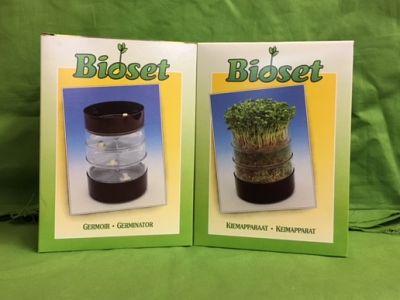 germinatore di semi bioset per ornitologia