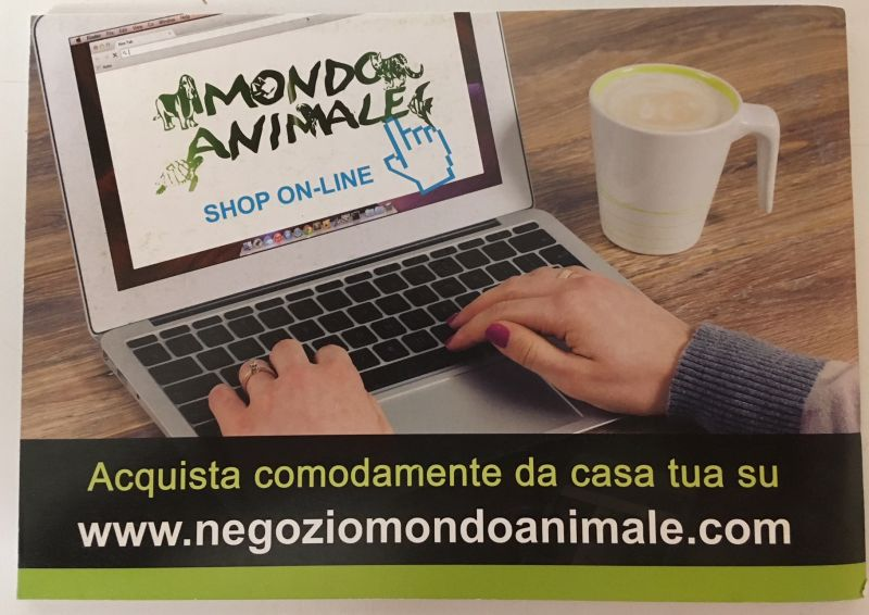 MONDO ANIMALE ACQUISTI ON LINE