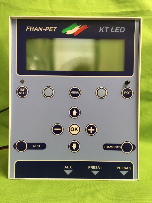 OFFERTA PROGRAMMATORE KIT LED FRAN PET