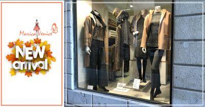 offerta vendita abbigliamento invernale per donne marica venice