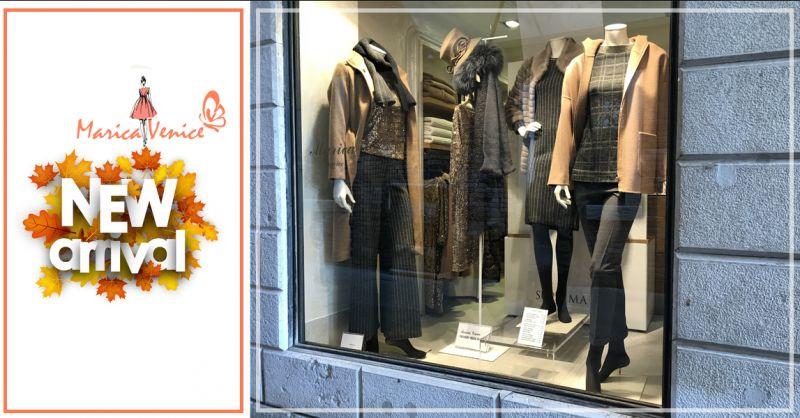 Offerta vendita abbigliamento invernale per donne - Marica Venice
