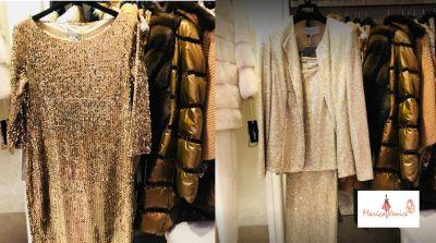 marica venica offerta abiti da sera donna occasione vestiti eleganti calle vallaresso
