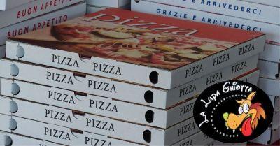 offerta pizza da asporto e a domicilio la lupa ghiota