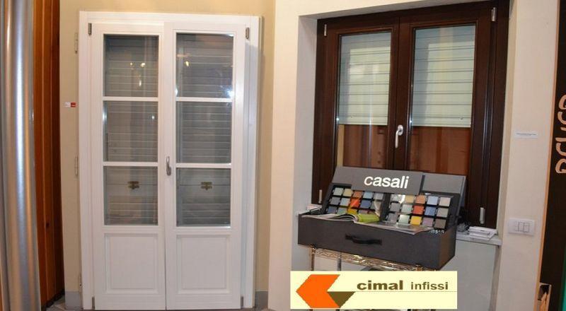 CIMAL INFISSI offerta porte e finestre in legno - offerta finestre in alluminio e PVC