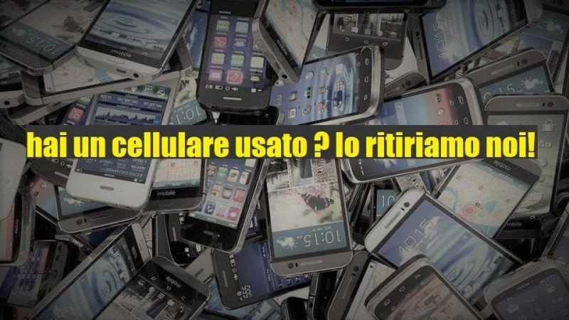 smartphone cellulari pc usato tecnologia occasione promozione vendita compravendita permuta