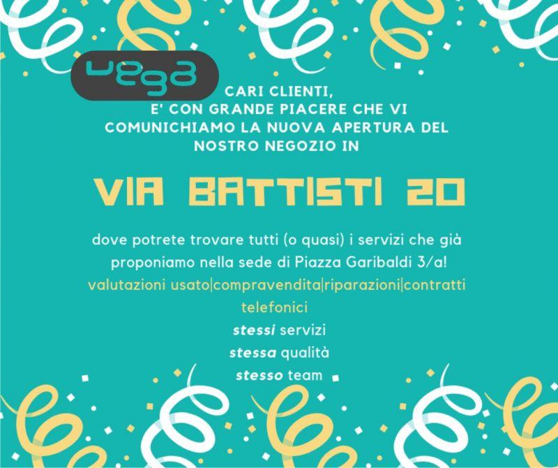 VEGA offerta riparazioni cellulari Trieste - occasione usato garantito Trieste