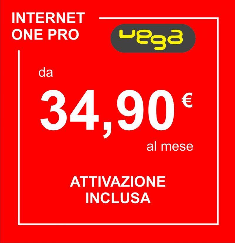 VEGA promozione Vodafone internet e mobile mensile - offerta limitata rete fissa vodafone