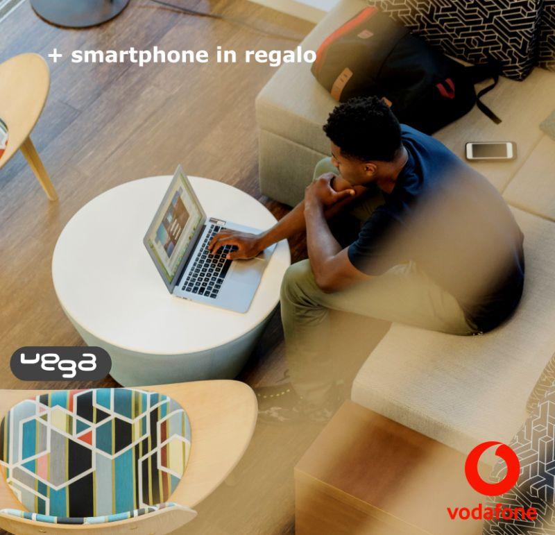 VEGA STORE offerta vodafone one pro - promozione tariffe telefoniche cellulare omaggio