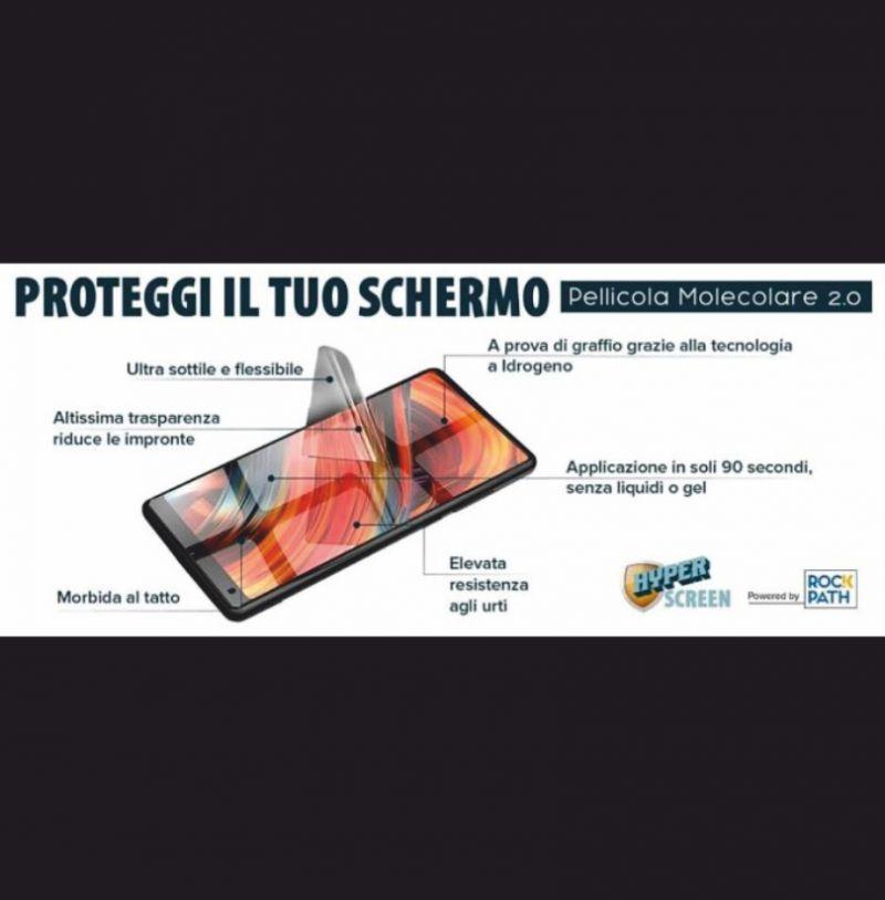 SCONTO DI 5 euro - PELLICOLA SALVASCHERMO - SECOND GLASS - VEGA STORE