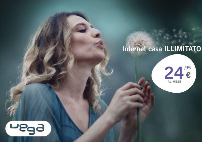 VEGA STORE offerta internet illimitato tiscali - promozione wi fi senza limiti veloce a casa