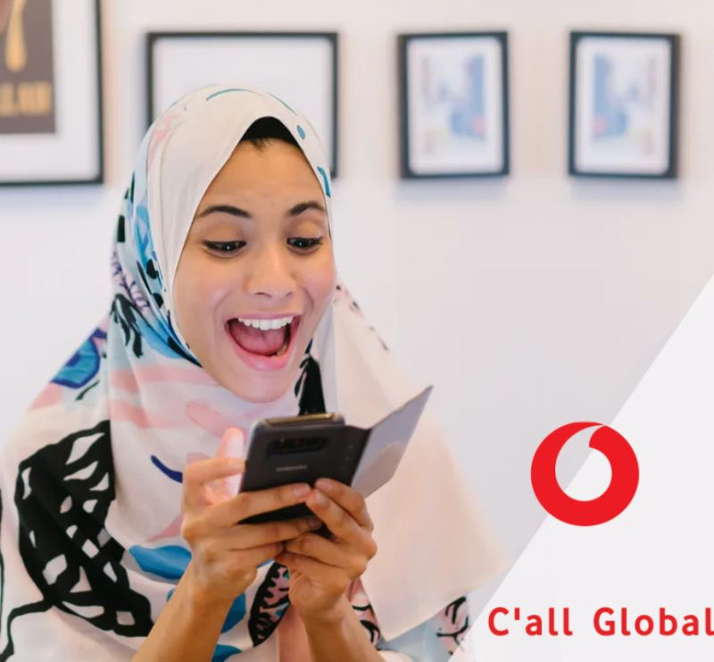 VEGA STORE offerta vodafone chat video illimitate numeri stranieri – promo call global