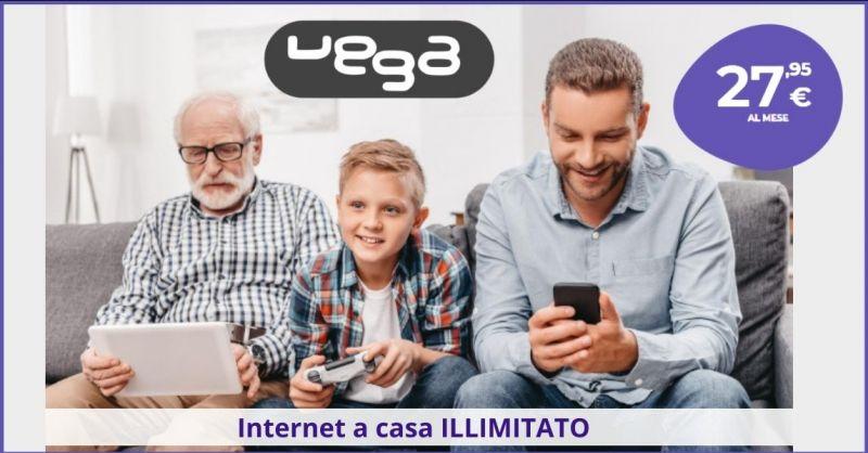 offerta casa Tiscali per internet illimitato Fibra - occasione internet senza limiti Trieste