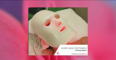 promozione trattamenti cutanei non invasivi offerta per la pelle con elettro stimolazione