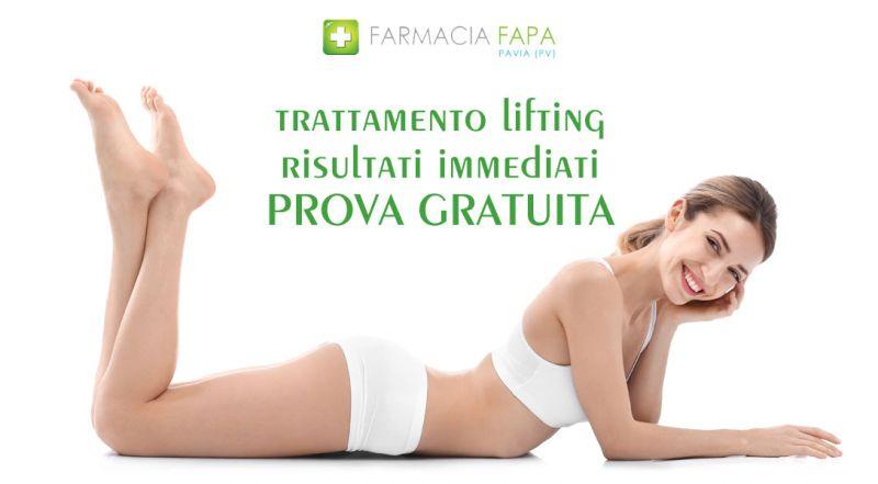 Offerta trattamento lifting corpo Pavia – Promozione trattamento lifting risultati immediati Pavia