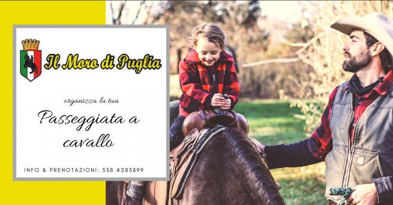 Offerta passeggiata a cavallo taranto - offerta escursione a cavallo taranto - Trekking taranto