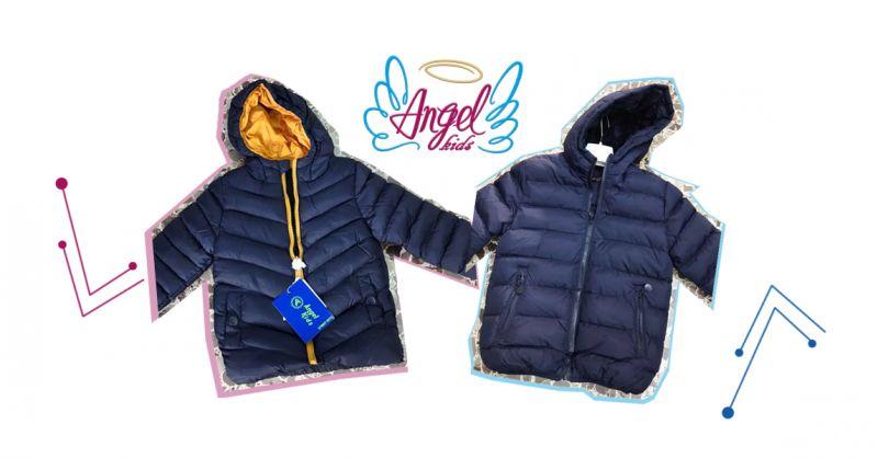 INTIMO MANIA offerta vendita giubbini invernali Angel Kids Salerno