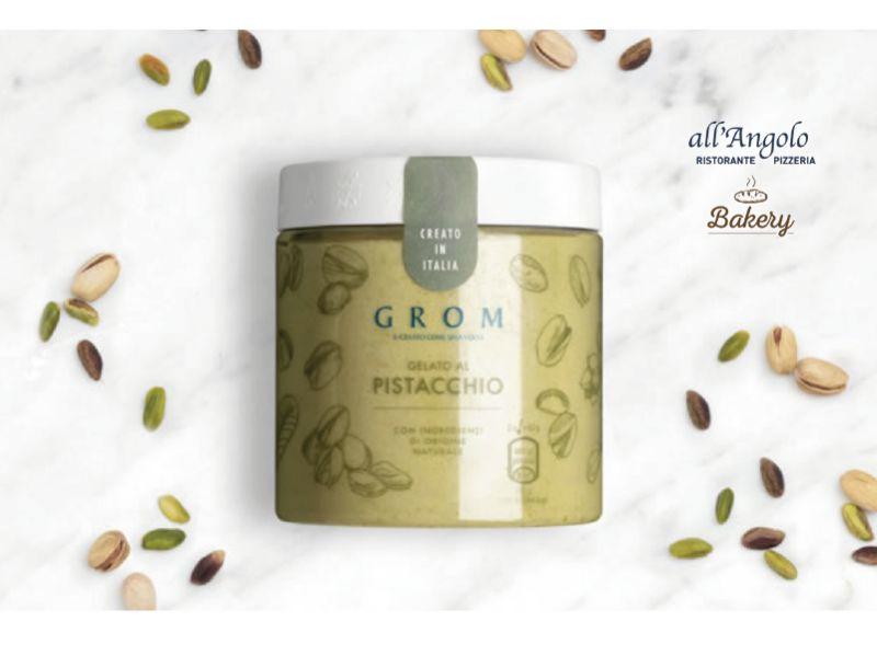 ALL ANGOLO BAKERY offerta gelato grom - promozione gelato artigianale asporto grassobbio