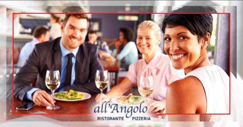 ALL ANGOLO Offerta pausa pranzo Bergamo - occasione pranzo di lavoro Grassobbio