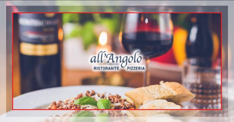 ALL ANGOLO Offerta cene aziendali Bergamo - occasione ristorante pizzeria Grassobbio