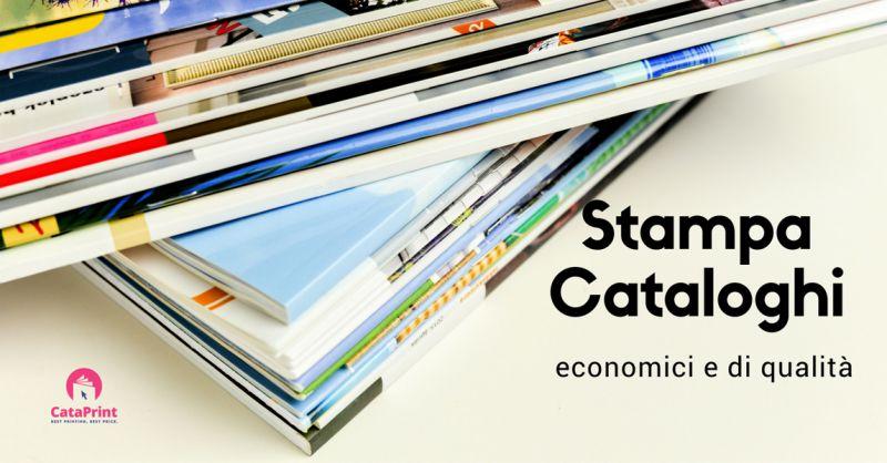 CataPrint offerta realizzazione cataloghi online - Promozione servizio stampa cataloghi online