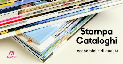 cataprint offerta realizzazione cataloghi online promozione servizio stampa cataloghi online