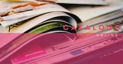 cataprint offerta realizzazione volantini aziendali promozione servizio stampe brochure online