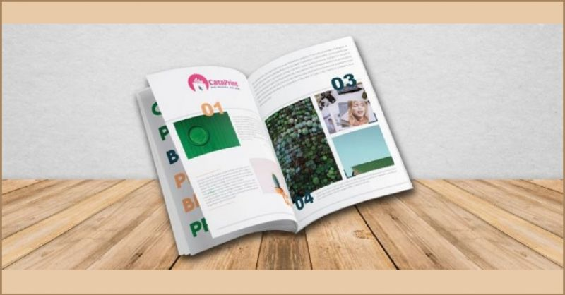 CataPrint - online planning and printing service of perfect binding  catalogs and magazines