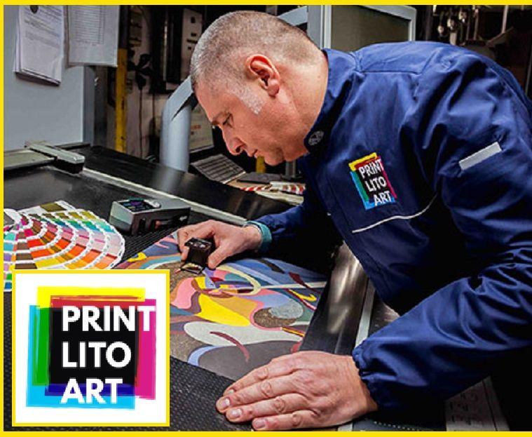 PRINT LITO ART - Offerta stampa litografie d'arte copie opere d'arte pittori e gallerie d'arte