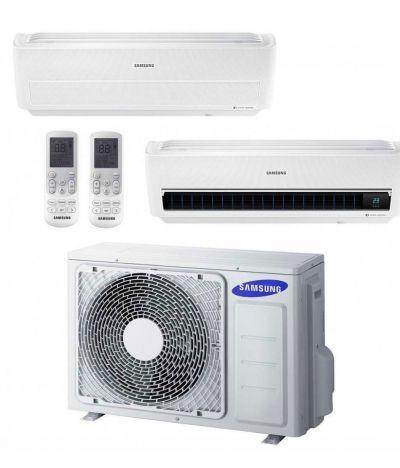 vendita online di condizionatori climatizzatore samsung windfree 7 9 inveter wi fi