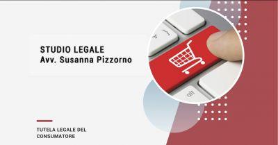 avvocato susanna pizzorno offerta consulenza legale in tutela dei diritti del consumatore