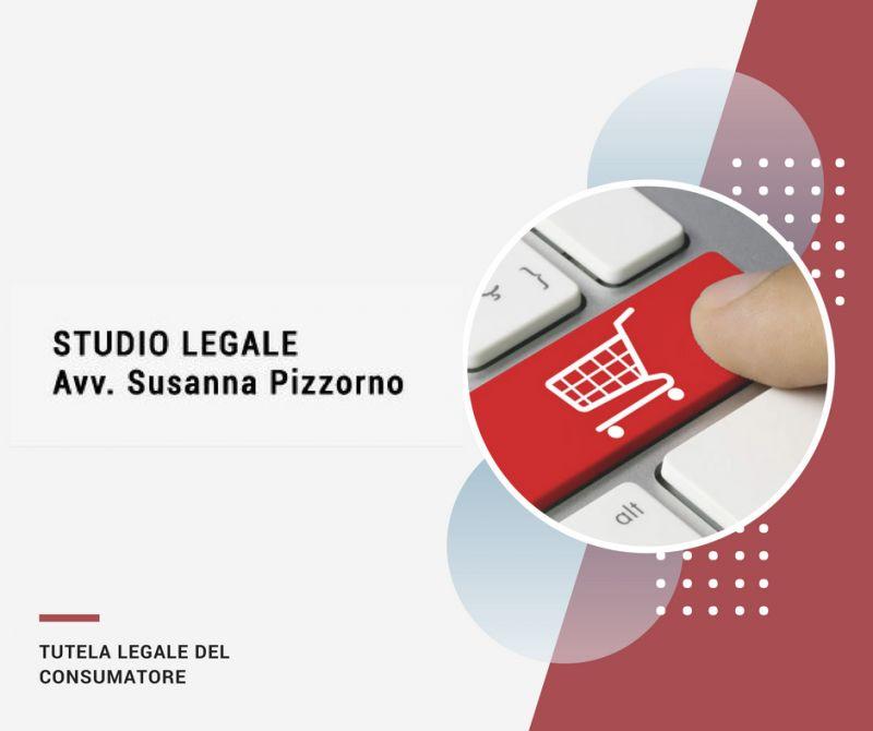 AVVOCATO SUSANNA PIZZORNO - OFFERTA CONSULENZA LEGALE IN TUTELA DEI DIRITTI DEL CONSUMATORE