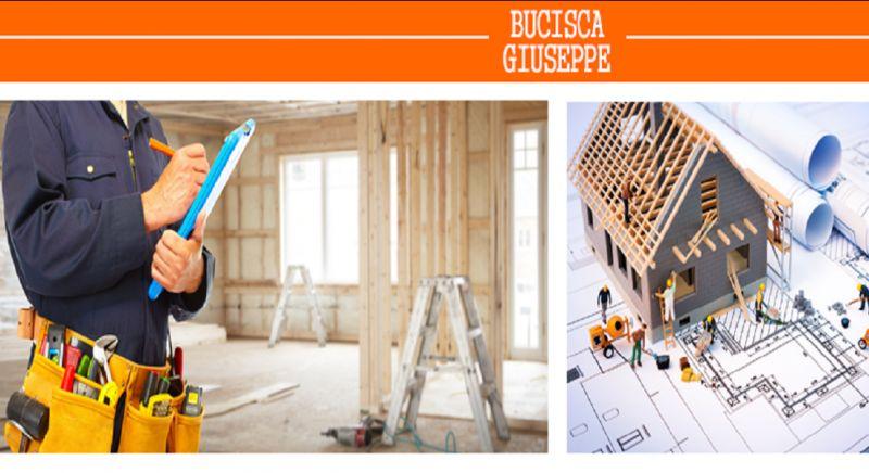 BUCISCA GIUSEPPE SRLS offerta ristrutturazione - occasione case moderne Catania