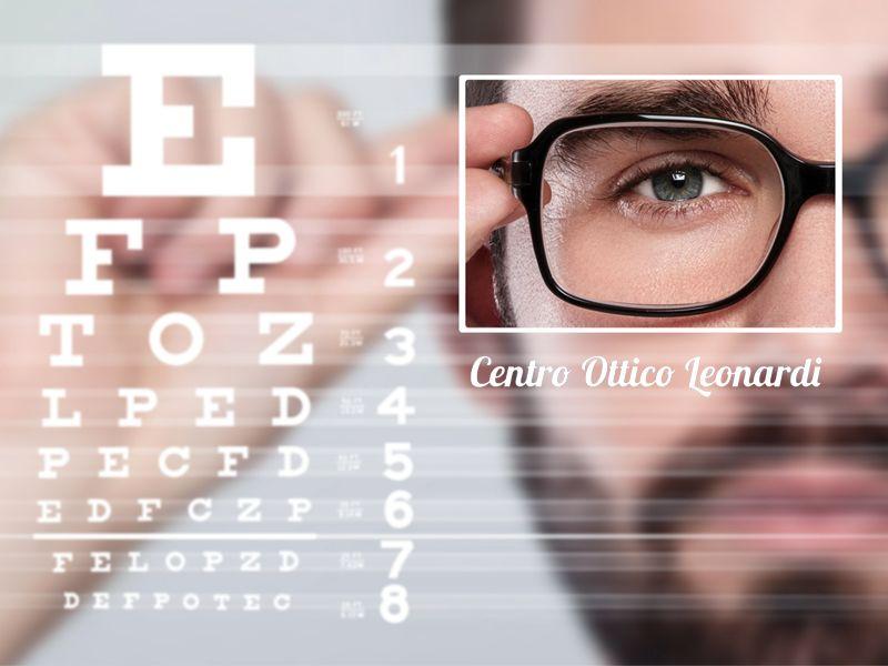 offerta visita optometrica riposto santa venerina - controllo vista riposto santa venerina