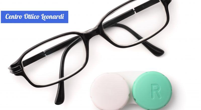 Centro ottico Leonardi Offerta lenti a contatto - occasione contattologia Riposto