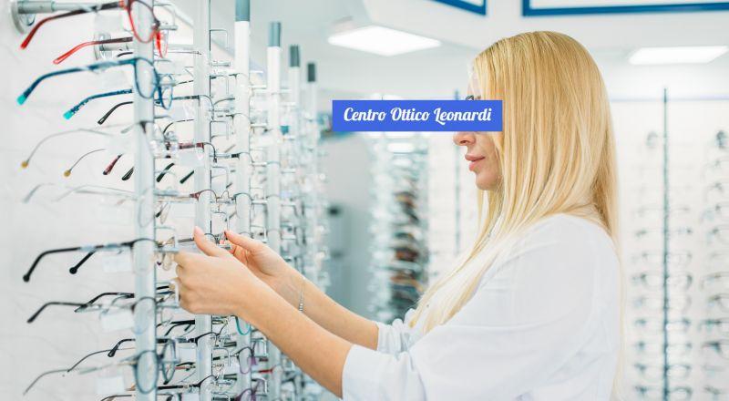 Centro ottico Leonardi offerta ottico - occasione occhiali da sole e da vista Riposto