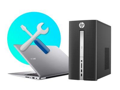 offerta vendita assistenza riparazione computer tecnico computer zona prati