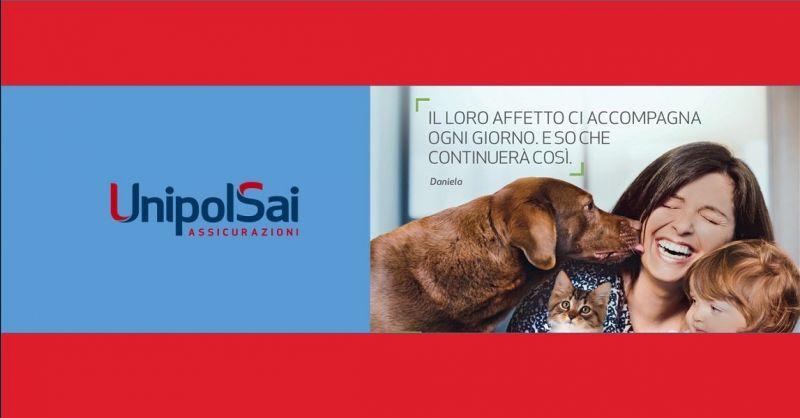 Unipol Sai Terni offerta assicurazione animali domestici - occasione protezione cane