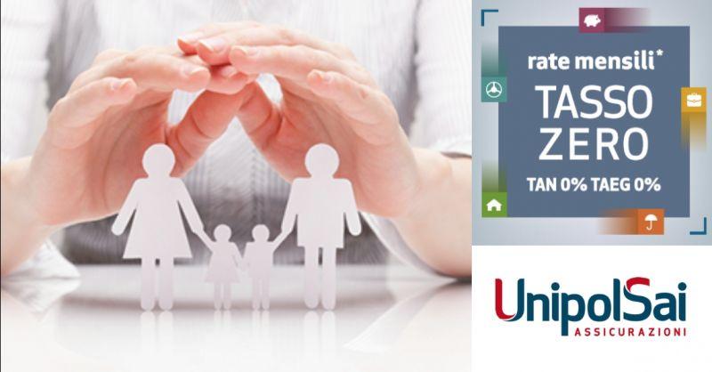 offerta assicurazioni a tasso zero Terni - occasione polizze assicurative a rate mensili Terni