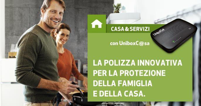GAMBINI ASSICURAZIONI: Unipolsai Casa & Servizi