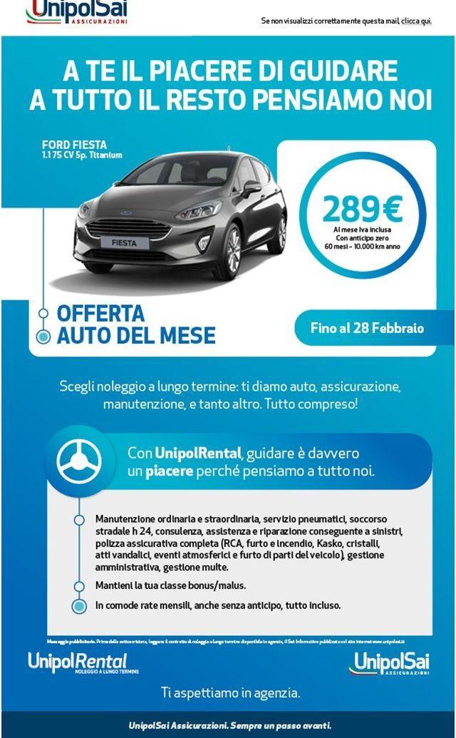 Gambini Assicurazioni: noleggia la tua auto