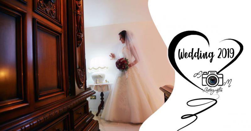 Offerta servizio fotografico 2019 pacchetti matrimonio professionali Lecce - Photografia