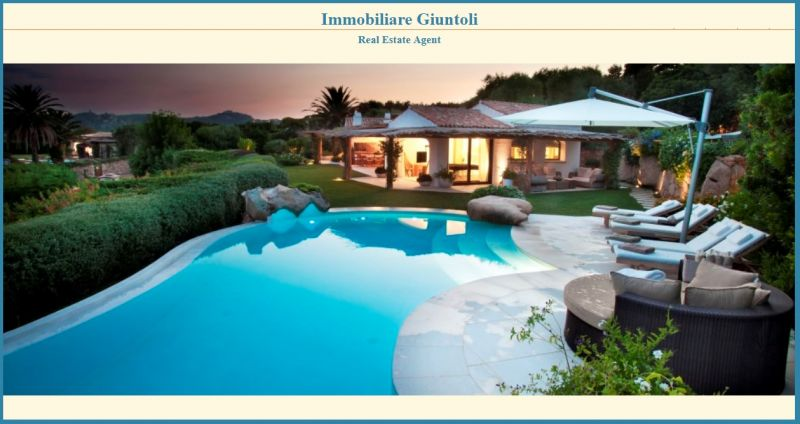 Offer luxury villas for sale in Costa Smeralda - Luxury seaside villas for sale Porto Rotondo
